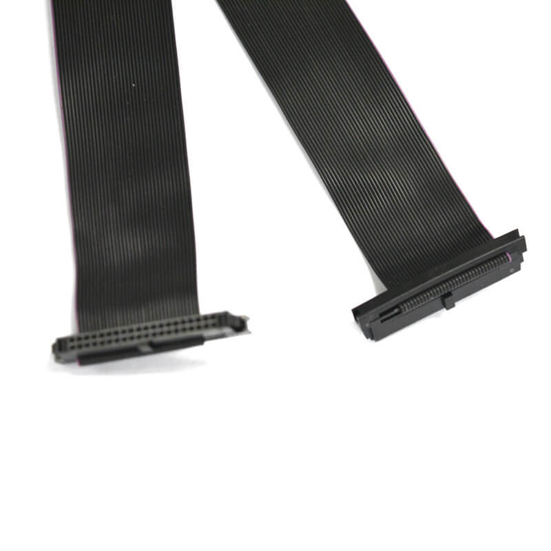 hard drive ribbon cable header for DB-9 connector Nangudi