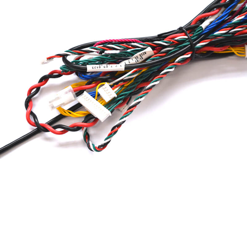 Nangudi black cable flexible Suppliers for robot-2