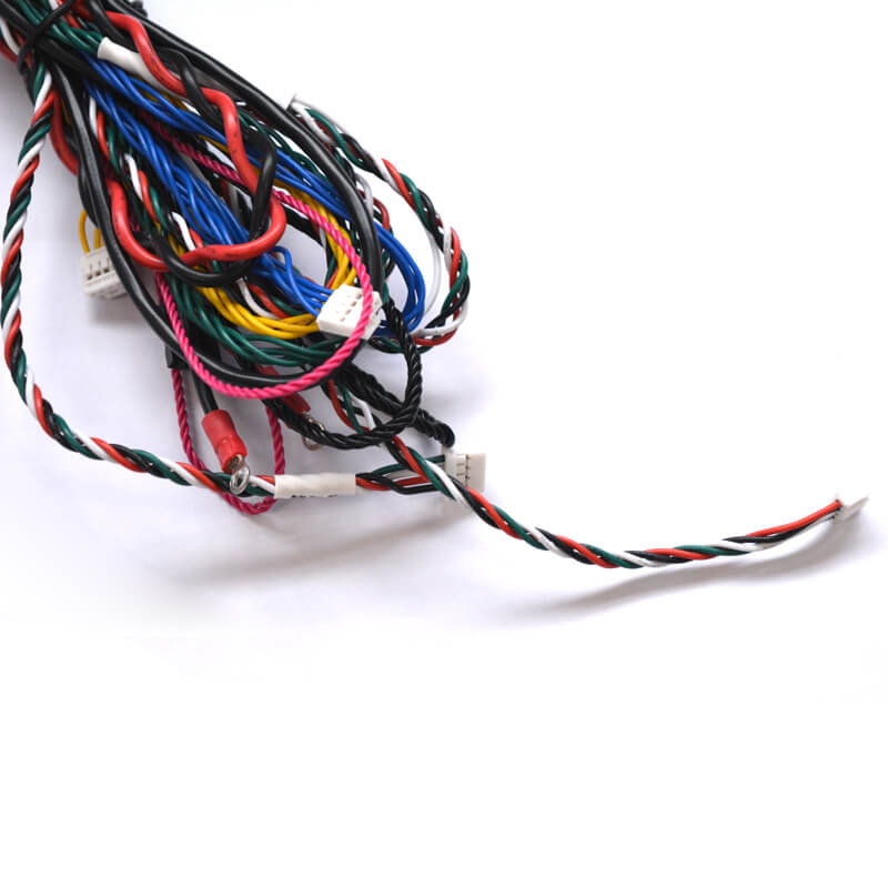 Nangudi black cable flexible Suppliers for robot-3