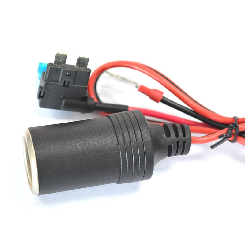 Nangudi tap car adapter cable easy assembly for circuit