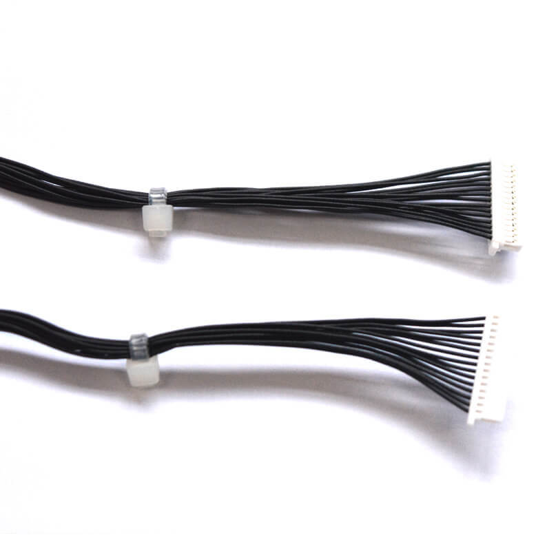 Custom single core cable black company for sweeper-3
