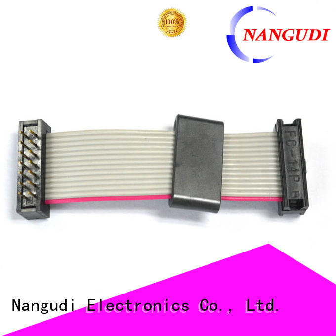 Quality Nangudi Brand flat ribbon cable ribbon