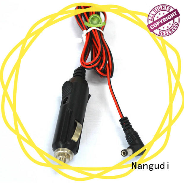 durable 12v cigarette lighter cable factory price for indicator