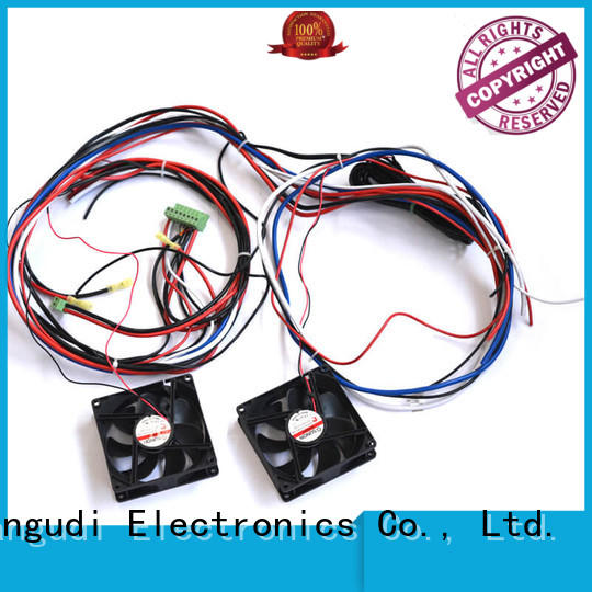 Nangudi Brand pins waterproof equipment cable assembly manufacture