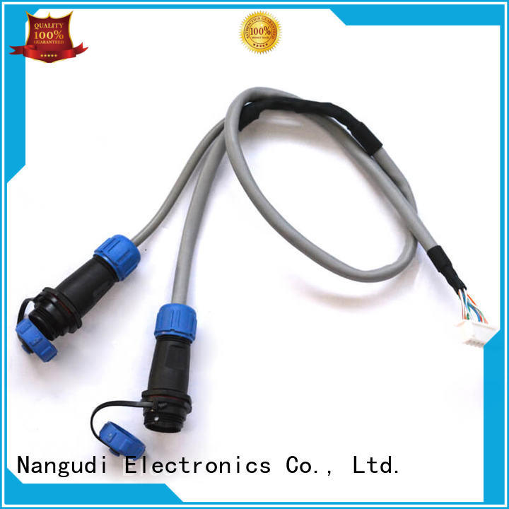 Nangudi Brand automobile cable assembly waterproof factory
