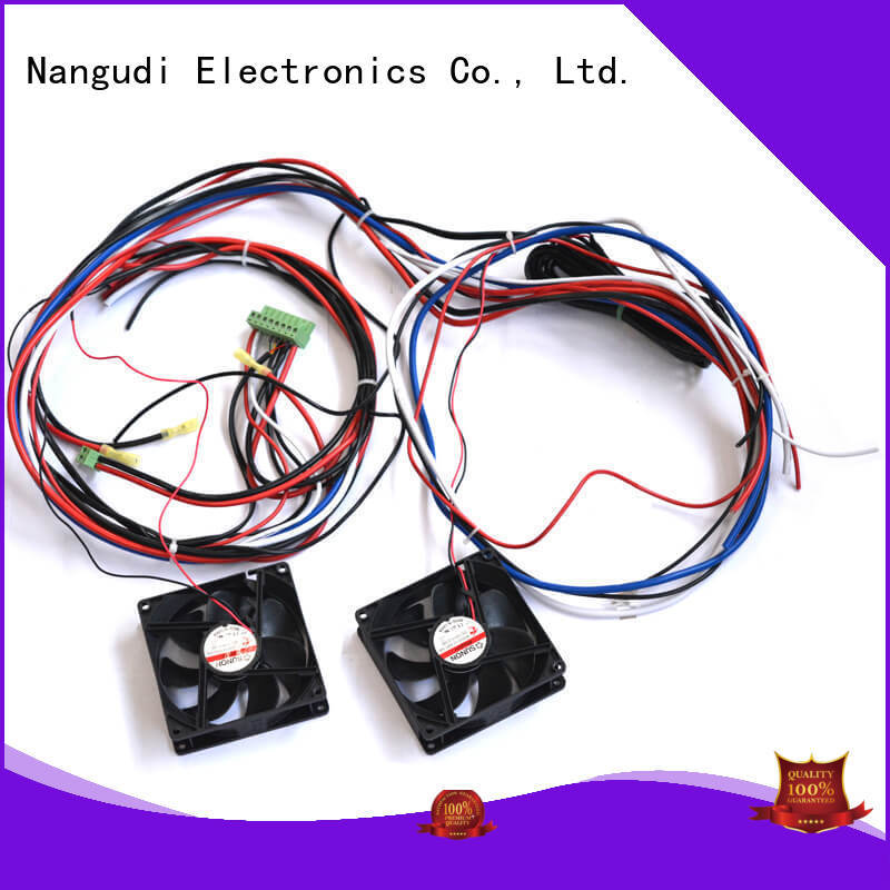 terminal wire Nangudi Brand cable assembly manufacturers factory