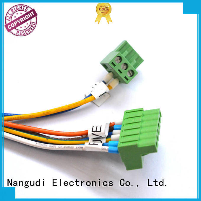 cable assembly manufacturers connector block cable assembly fans Nangudi Brand