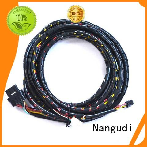 Nangudi OEM auto wiring harness at discount for connector