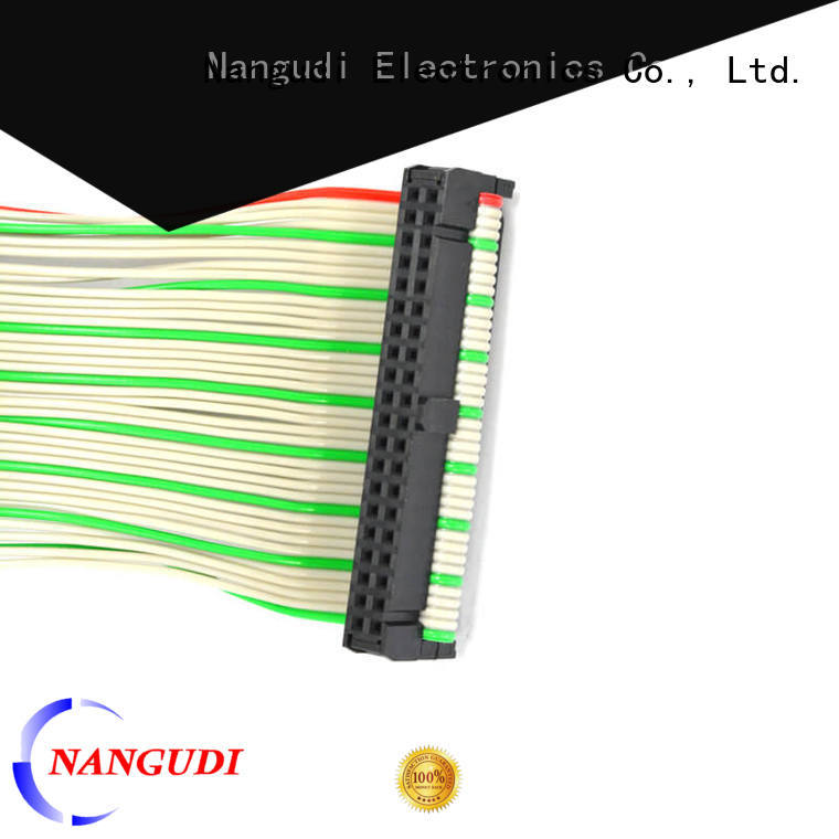 durable laptop ribbon cable mass termination for CD players Nangudi