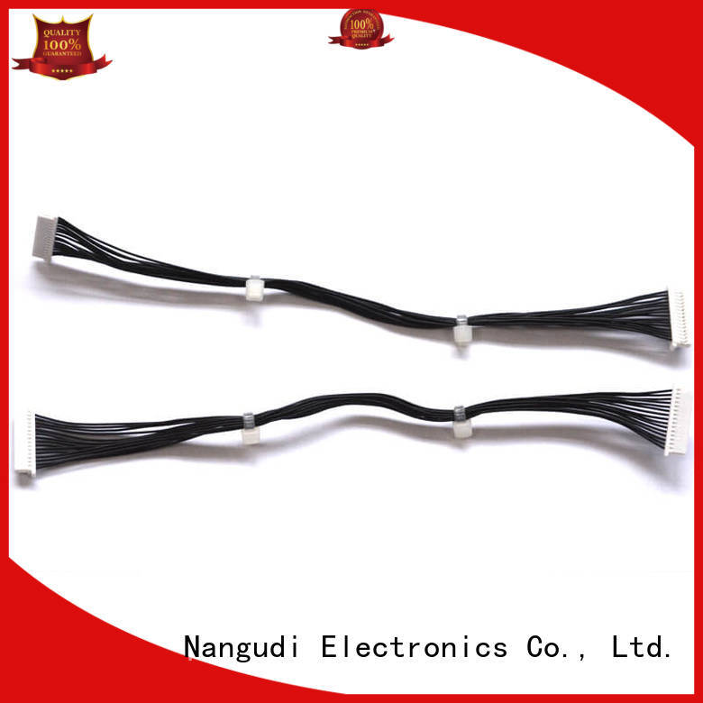 Nangudi flexible electrical cable distributors harness for sweeper