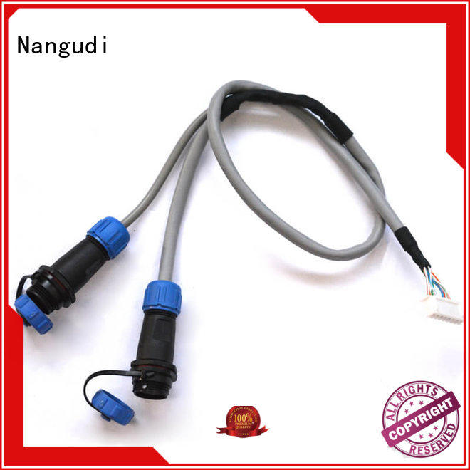 traffic ethernet cable assembly harness housing connector Nangudi
