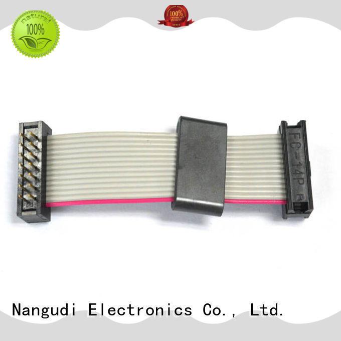 Nangudi Brand dip box custom flat ribbon cable