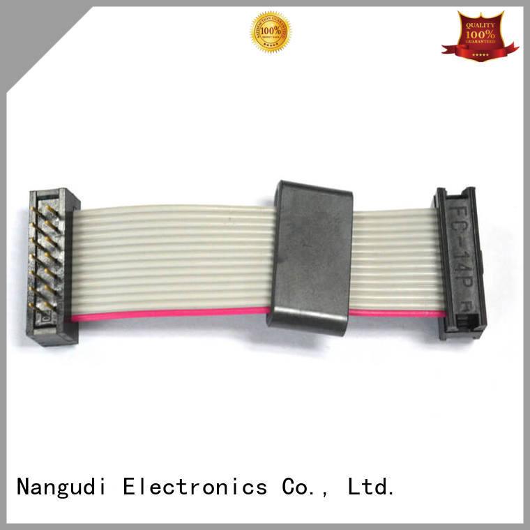 db male pins flat cable header Nangudi