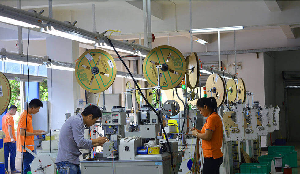 copper flexible cable wires harness Nangudi Brand company
