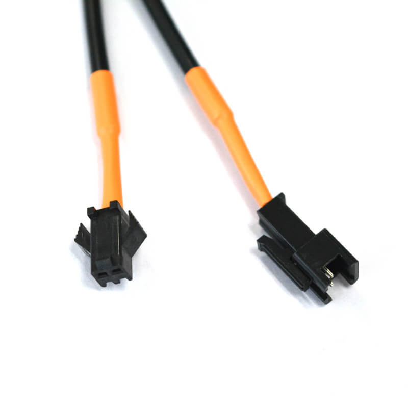 SM 2.5 connectors 5.5*2.1 mm DC barrel monitor cable NGD-009
