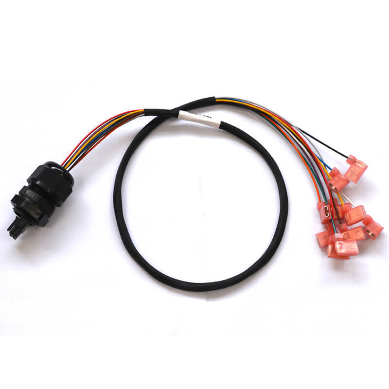 Waterproof cable gland .187 terminals Wire harness NGD-012