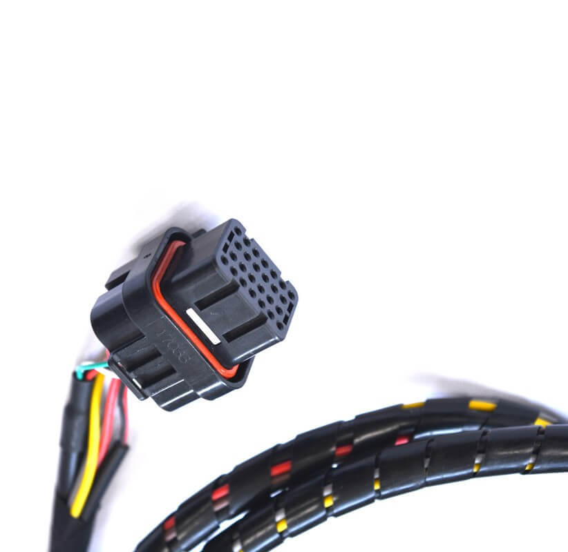 26 pins waterproof connector automobile wire harness NGD-014