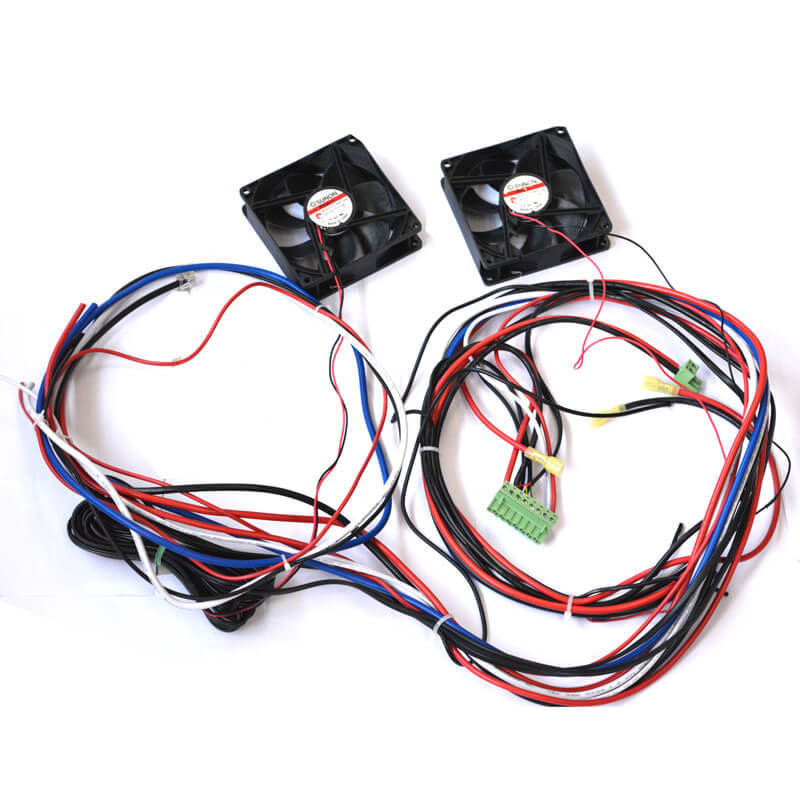 Terminal blocks cooling fans traffic equipment wire harness NGD-020