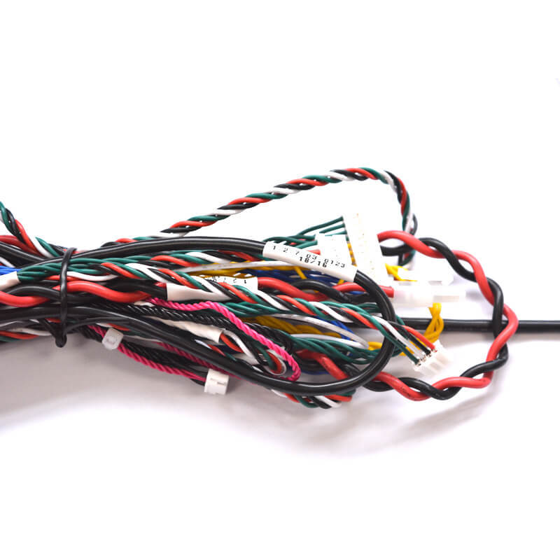 Ultra flexible 28AWG 1.0mm robot cable NGD-021
