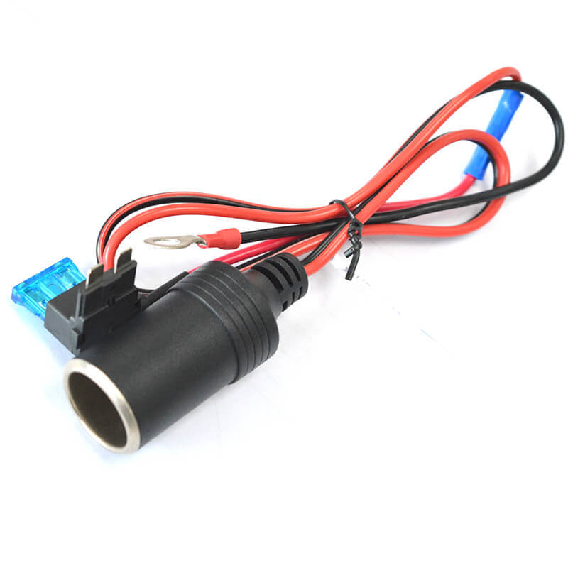 Car cigarette lighter socket ATO add circuit fuse tap cable assembly NGD-024