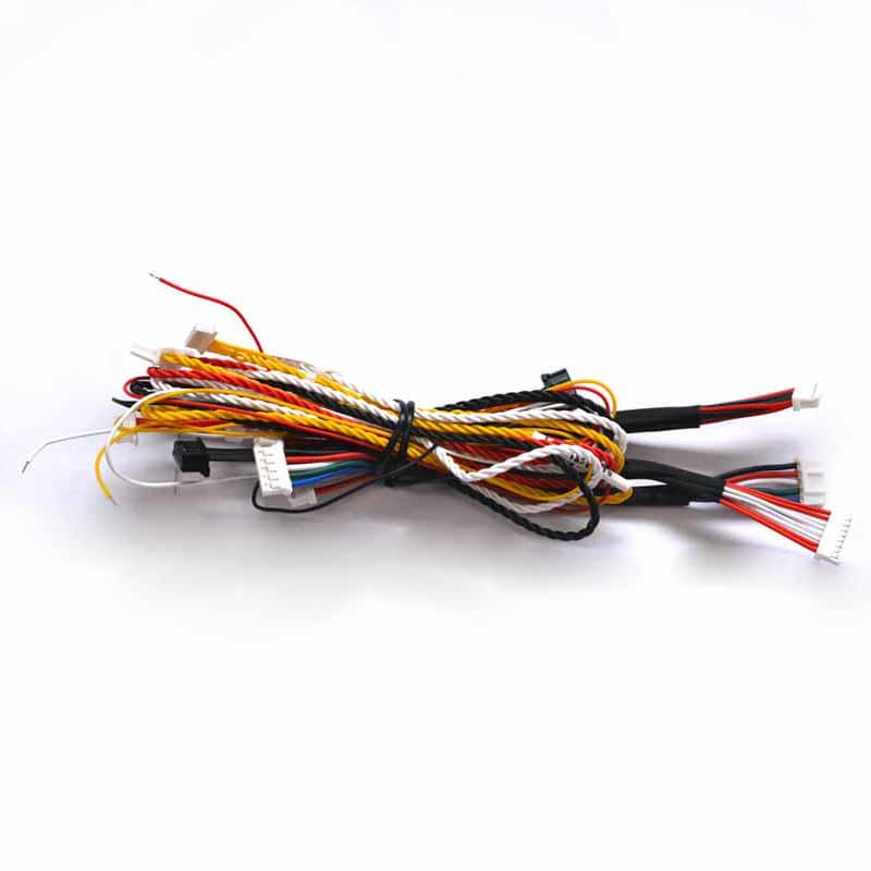 Ultra flexible 28 awg Intelligent sweeper Robot cable NGD-022