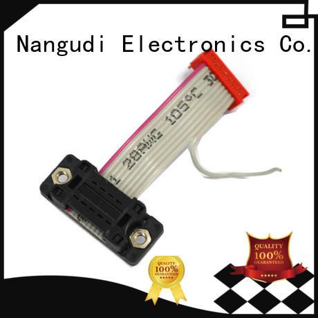 header pitch male flat cable Nangudi