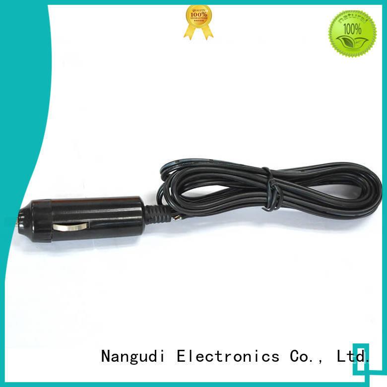 Hot car cigarette lighter cable cable Nangudi Brand