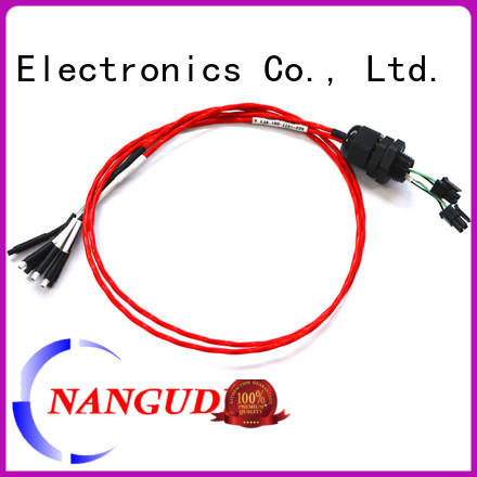 cable assembly manufacturers connector equipment harness Nangudi Brand company