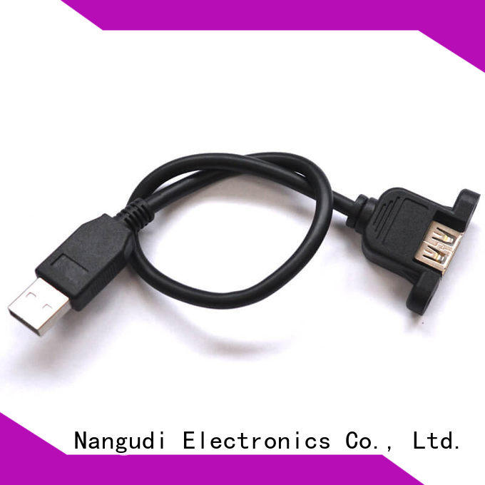 Nangudi durable usb charging cable extension for mobile phones