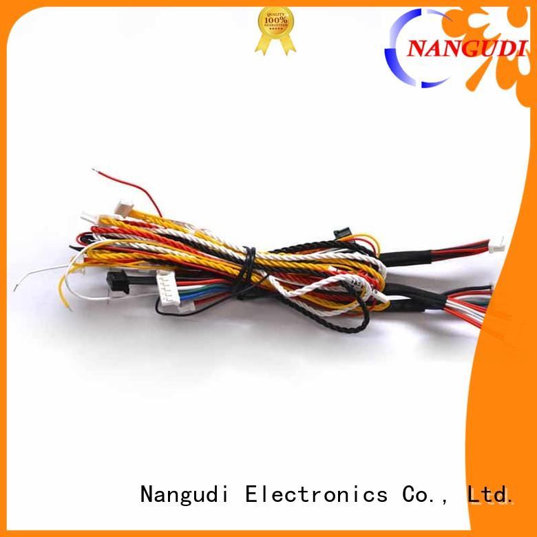copper flexible cable harness cleaner Nangudi Brand