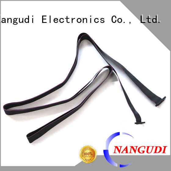 idc flat cable wire consistent PCB screw connector Nangudi