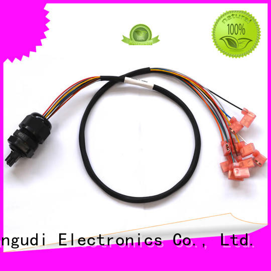 Nangudi customized harness assembly at discount housing connector