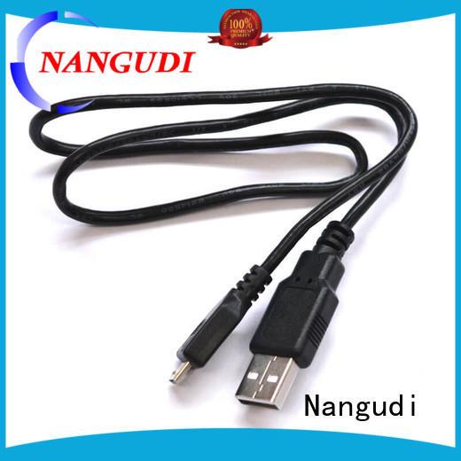 Nangudi barrel 12v cable factory price for data transfer