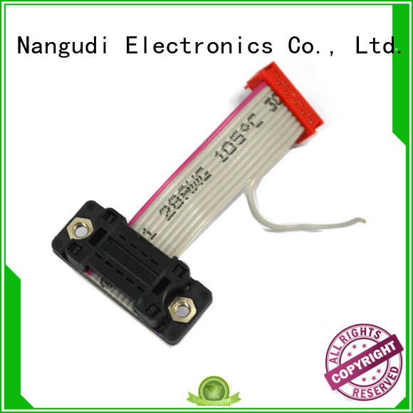 Nangudi Custom ribbon cable Suppliers for CD players
