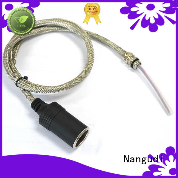 waterproof dc power adapter cable factory price for light Nangudi