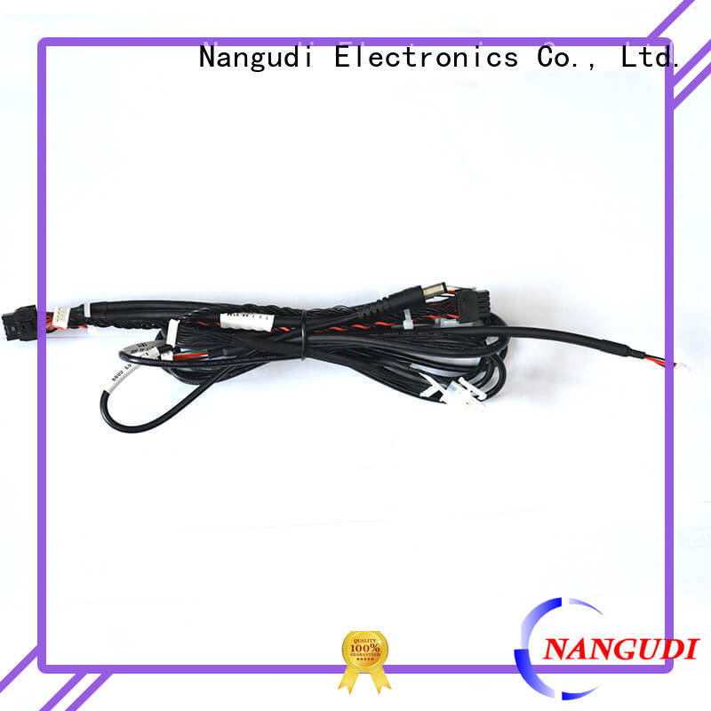 Nangudi Brand electronics harness electrical cable manufacture