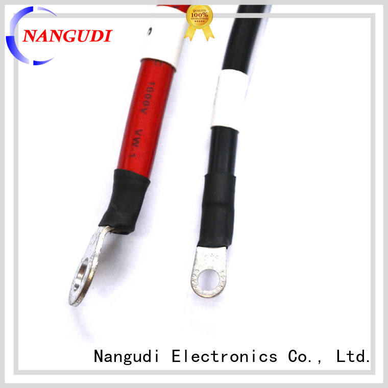 Nangudi 6mm solar cable free sample for components