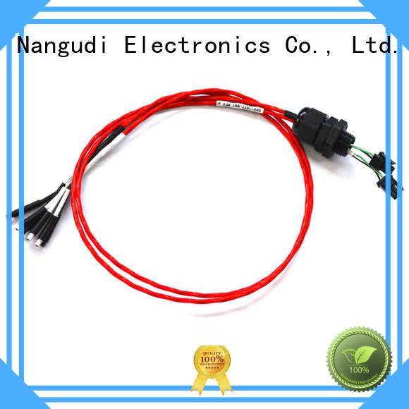 Nangudi top brand cable harness supplier copper terminal