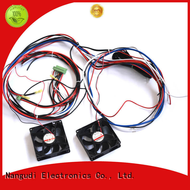 Quality Nangudi Brand blocks automobile cable assembly