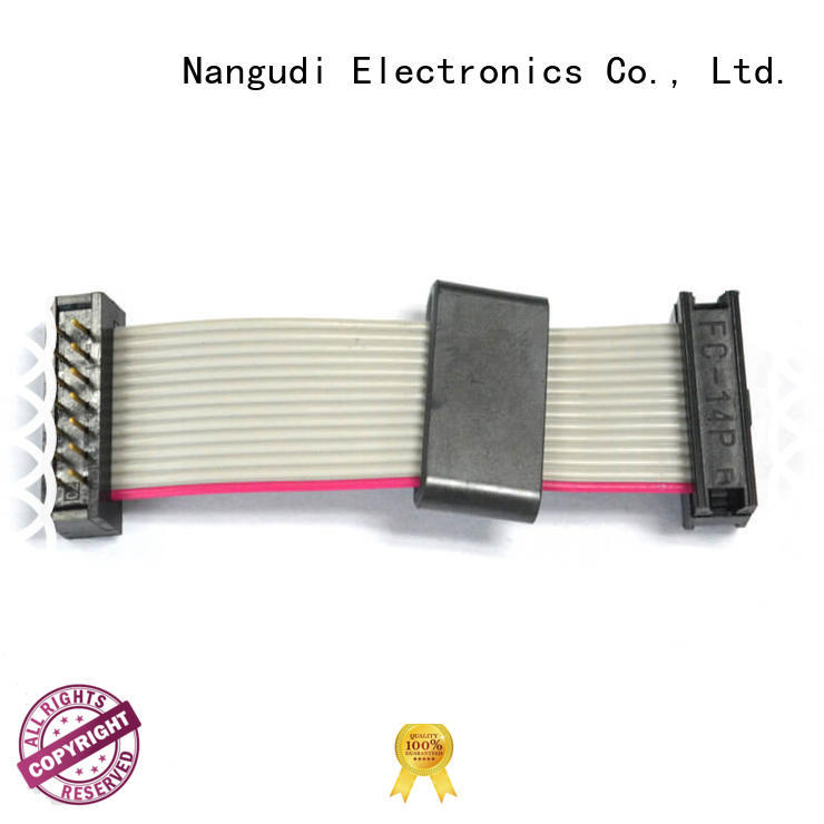 Nangudi high quality ribbon cable consistent for IDC connector