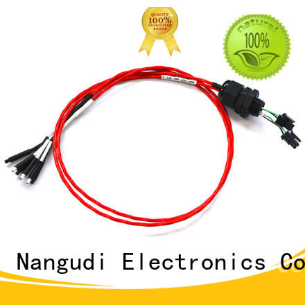 Nangudi automobile m12 cable assembly free sample for connector