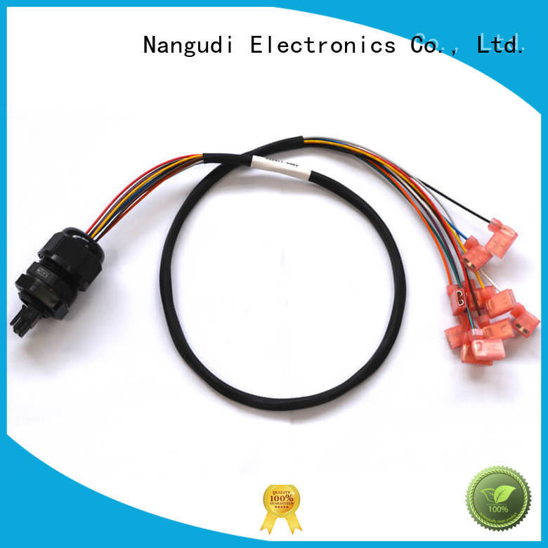 Nangudi Brand housing block cable assembly manufacturers wire supplier