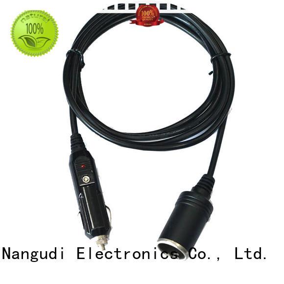 Nangudi tap car power cable factory price for socket