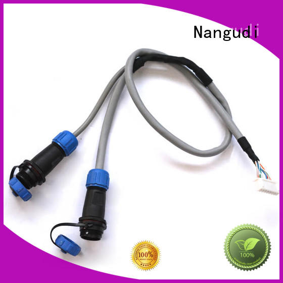Nangudi customized custom wire and cable factory for connector