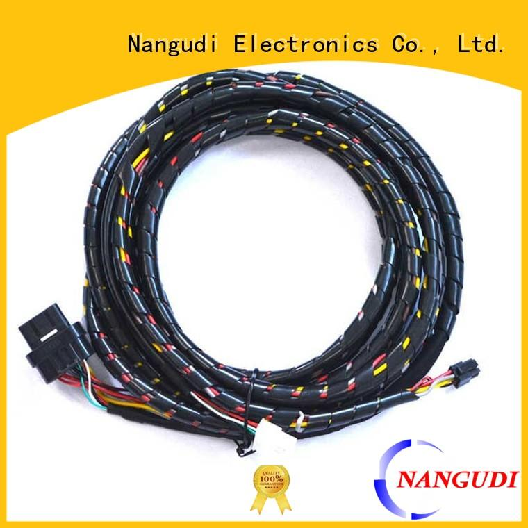 cable assembly manufacturers automobile circle cable assembly Nangudi Brand