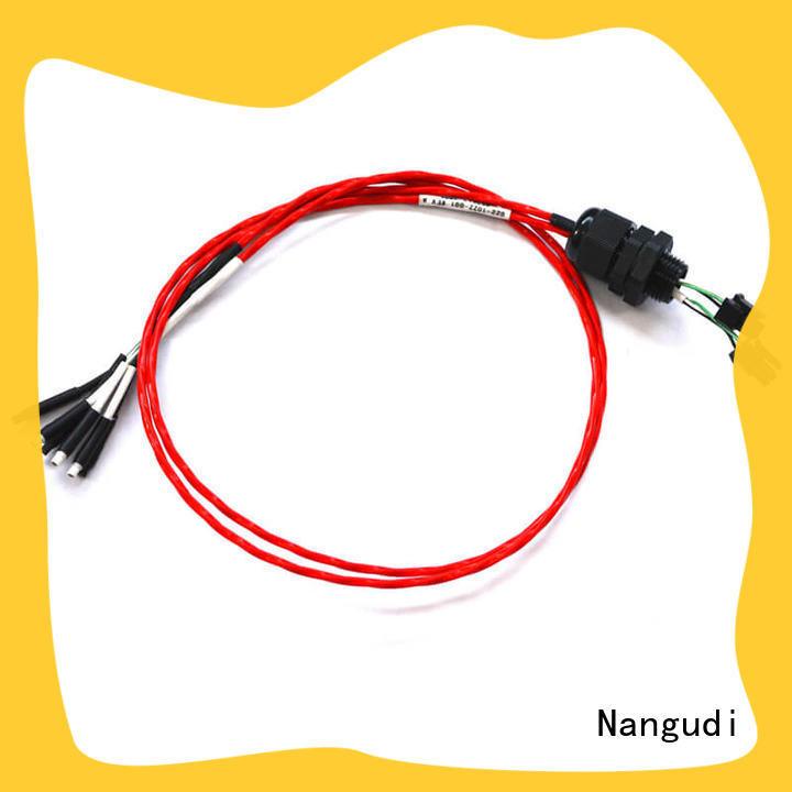 Nangudi New wire harness suppliers free sample for auto