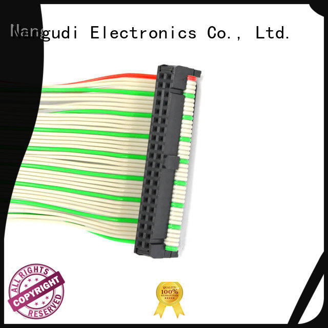 pin dip flat Nangudi Brand flat cable supplier