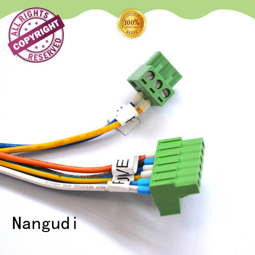 Nangudi cooling harness industrial cable assemblies Supply for auto