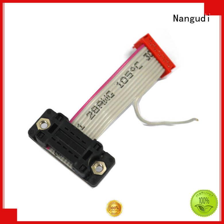 Nangudi Custom flat cable assemblies consistent for hard drives