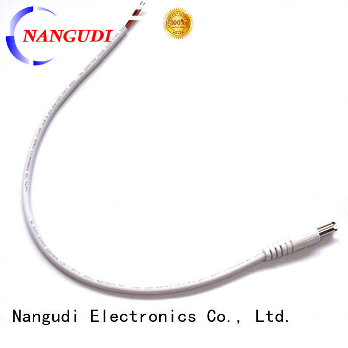 plug pin barrel Nangudi Brand usb y cable manufacture